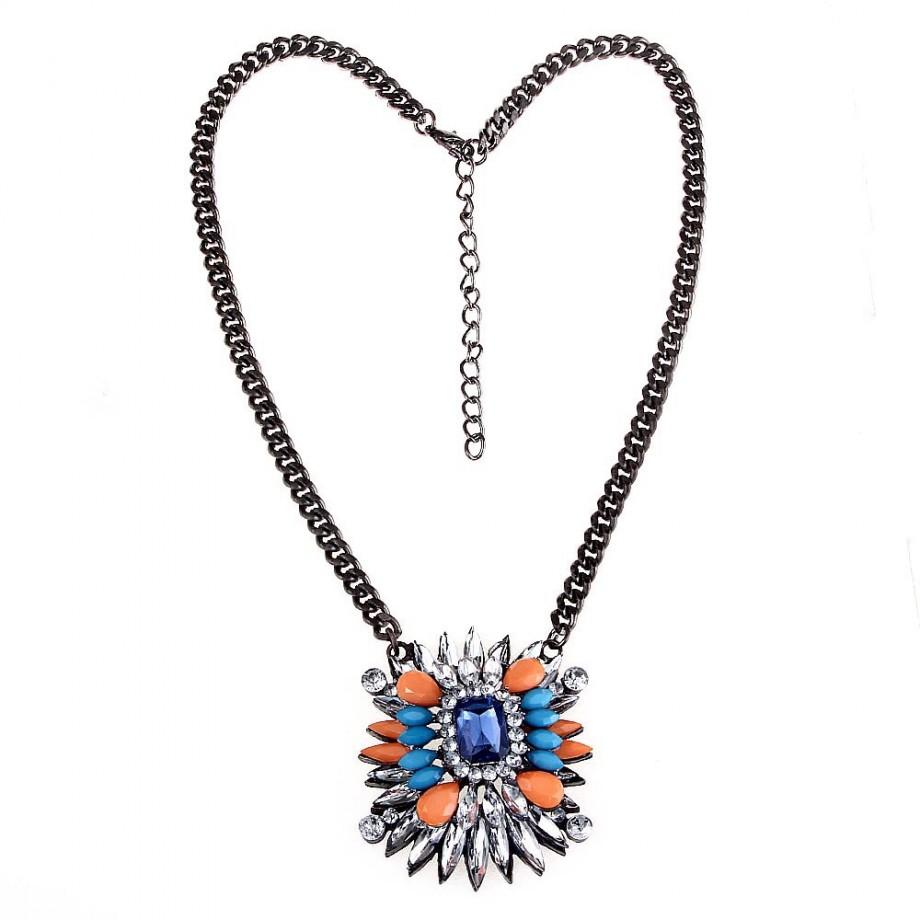 Dusk Shourouk style jewelry